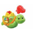 Badespaß Schildkrötenfamilie