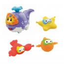 Tut Tut Baby Badewelt - Ozeantiere