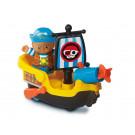 Pirat Nico mit Boot - Kleine Entdeckerbande