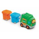 Tut Tut Baby Flitzer - Müllauto & 2 Mülltonnen
