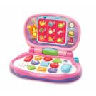 Entdecker-Laptop pink