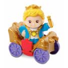 König Robert mit Wagen - Kleine Entdeckerbande