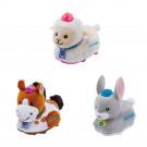 Tip Tap Baby Tiere - Set 8 (Plüsch-Schaf, Plüsch-Hase, Plüsch-Pferd)
