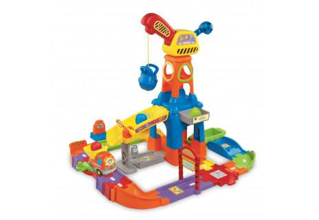 Tut Tut Baby Flitzer - Baustelle - Babys entdecken die lustige ...